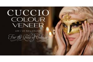 Cuccio Colour Veneer geelilakat