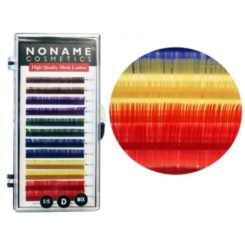 Noname Cosmetics Sateenkaariripset D 0.15 / 8-15mm