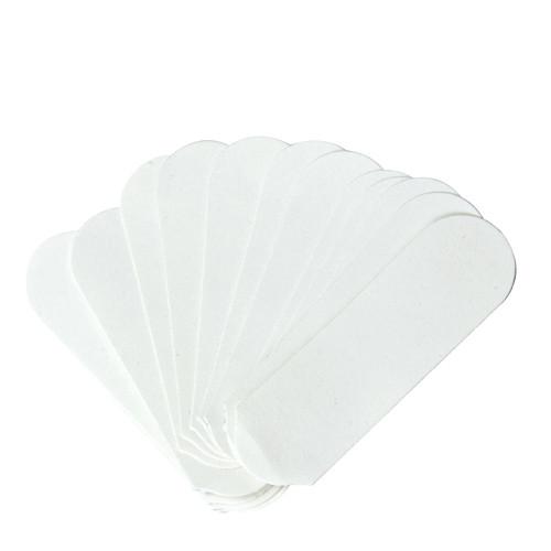 Cuccio Hiomapaperit Jalkaraspiin 180 Grit valkoinen 50 kpl
