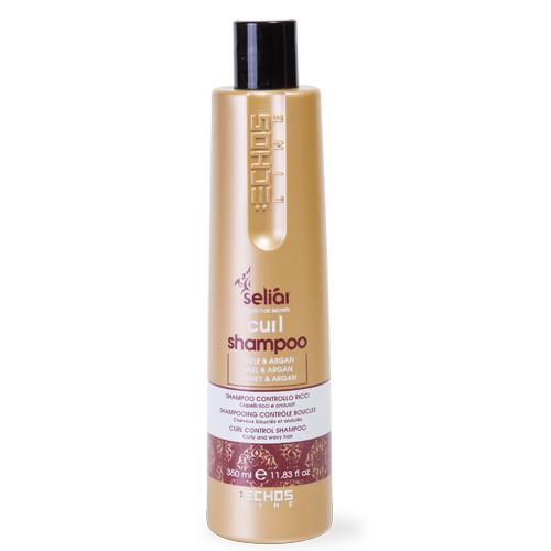 Echosline Seliar Argan Curl shampoo 350 mL
