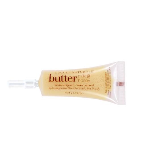 Cuccio Naturalé Mini Butter Blend Milk & Honey kosteusvoide 9,2 g