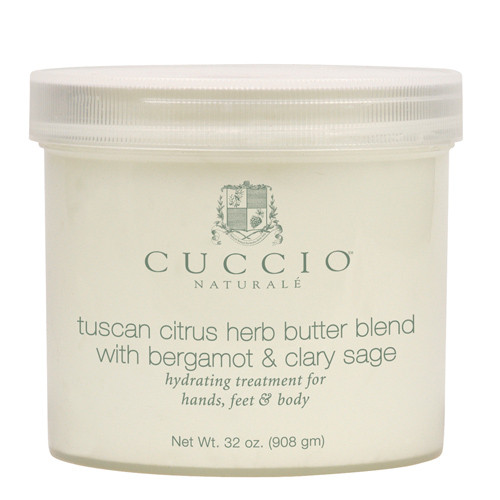 Cuccio Naturalé Butter Blend Tuscan Citrus & Herb kosteusvoide 750 g