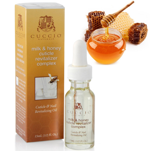 Cuccio Milk & Honey Hoitoöljy 15 mL