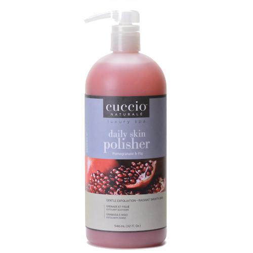 Cuccio Naturalé Daily Skin Polisher Pomegranate & Fig hellävarainen kuorinta 946 mL