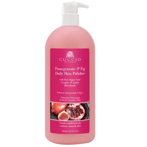 Cuccio Naturalé Skin Polisher Pomegranate & Fig hellävarainen kuorinta 948 mL