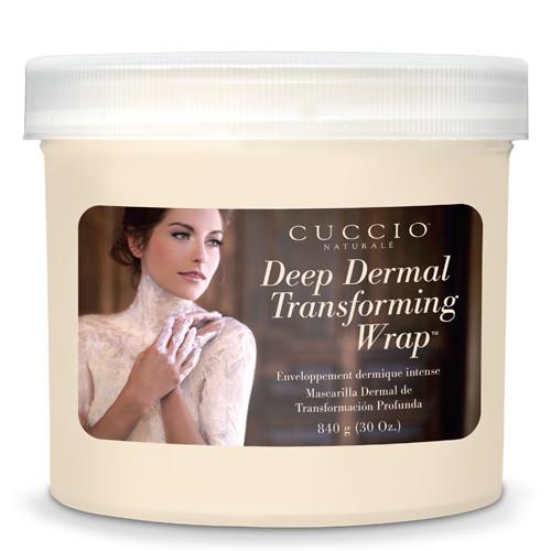 Cuccio Naturalé Deep Dermal Transforming Wrap vartalonaamio 750 g