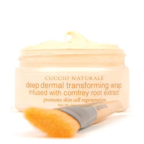 Cuccio Naturalé Deep Dermal Transforming Wrap vartalonaamio 226 g