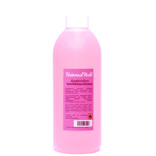 Universal Nails Asetoniton kynsilakanpoistoaine 250 mL