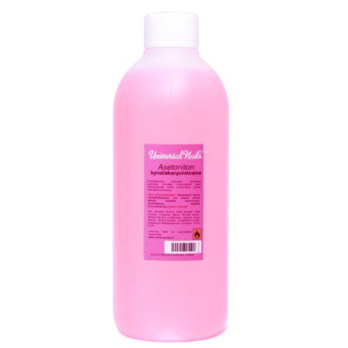 Universal Nails Asetoniton kynsilakanpoistoaine 500 mL