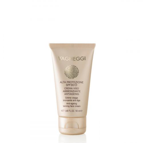 Vagheggi Anti-Ageing Suntan Cream SPF30 aurinkovoide kasvoille 50 mL