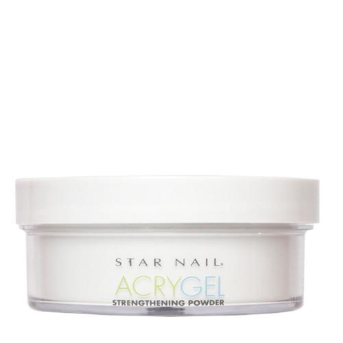 Star Nail Acrygel Clear akryylipuuteri 45 g
