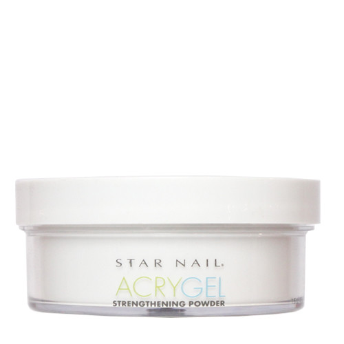 Star Nail Acrygel White akryylipuuteri 45 g