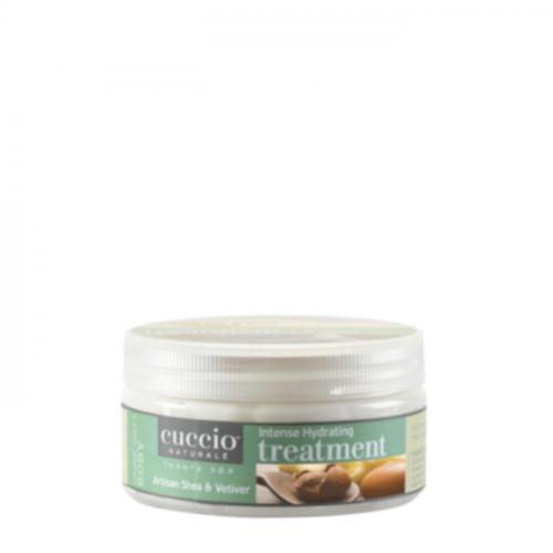 Cuccio Naturalé Artisan Shea & Vetiver Intense Hydrating Treatment kosteusvoide 56 g