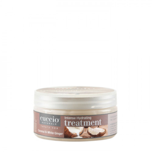 Cuccio Naturalé Coconut & White Ginger Intense Hydrating Treatment kosteusvoide 56 g