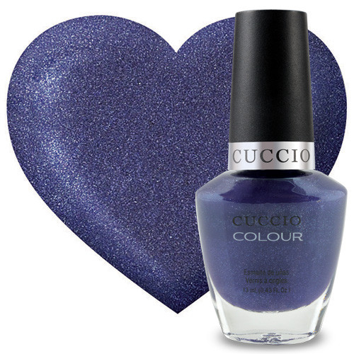 Cuccio Purple Rain In Spain kynsilakka 13 mL
