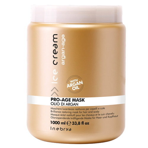 Inebrya Ice Cream Pro-Age Argan naamio 1000 mL