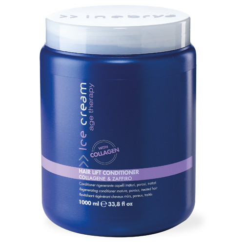 Inebrya Ice Cream Age Therapy Hair Lift hoitoaine 1000 mL