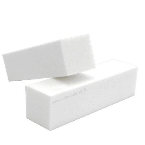 Universal Nails 120/200 Valkoinen hiontapalkki