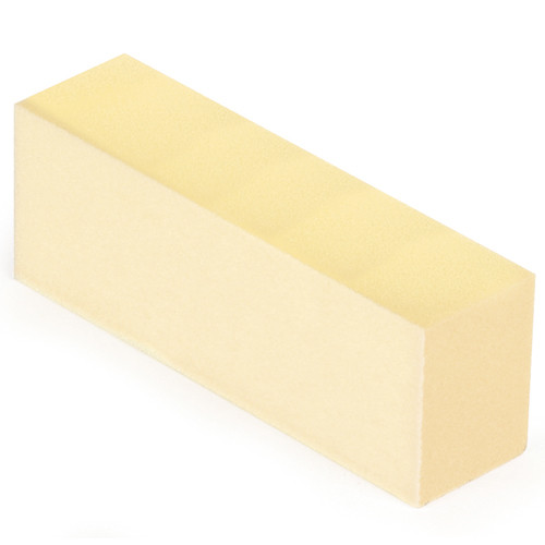 Universal Nails 320/320 Keltainen hiontapalkki