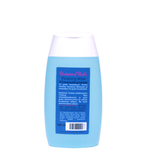 Universal Nails Viimeistelyneste Finishing Wipe 100 mL