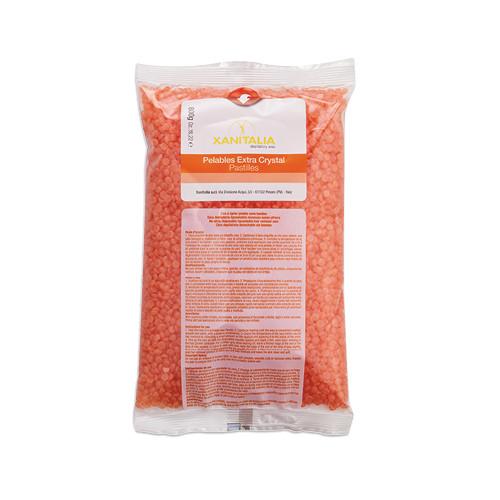 Xanitalia Extra Crystal Orange Hellävaraiset vahahelmet 1000 g