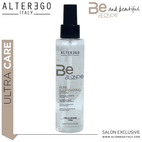 Alter Ego Italy Be Blonde Illuminating kiiltosuihke 150 mL