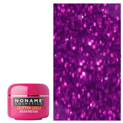 Noname Cosmetics Amarena Glitter UV geeli 5 g