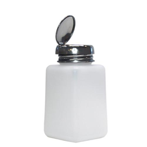 Noname Cosmetics Valkoinen Metallinen Pumppupullo 200 mL