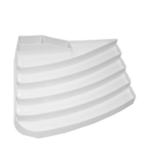 Artecno Valkoinen Kynsilakkateline