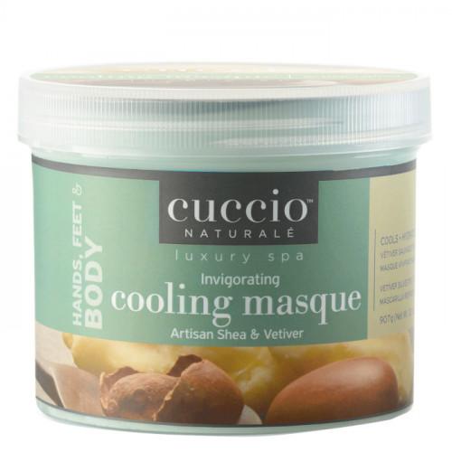 Cuccio Naturalé Artisan Shea & Vetiver Invigorating Masque viilentävä jalkanaamio 908 g