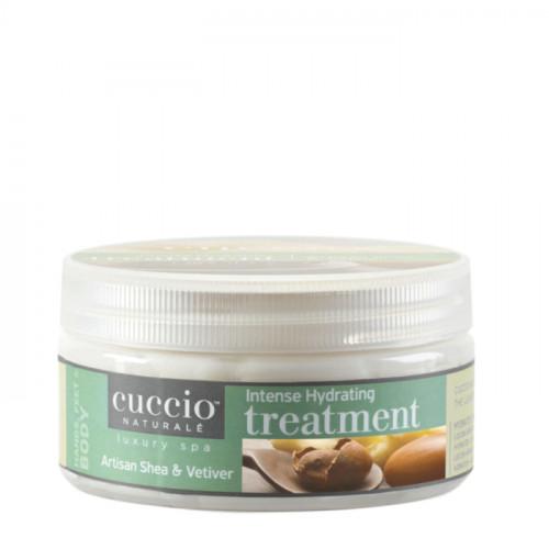 Cuccio Naturalé Artisan Shea & Vetiver Intense Hydrating Treatment kosteusvoide 226 g