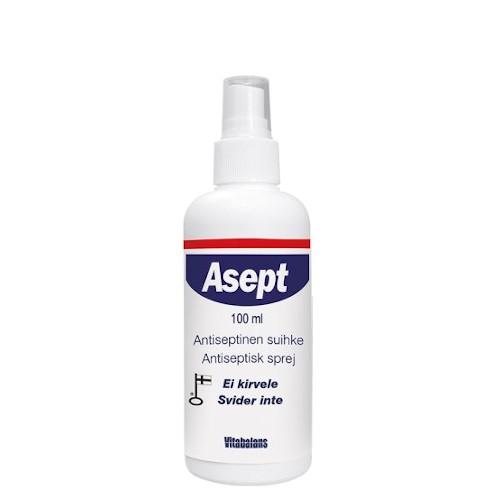 Vitabalans Asept Antiseptinen suihke 100 mL