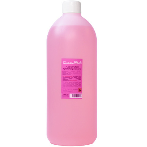 Universal Nails Asetoniton kynsilakanpoistoaine 1000 mL