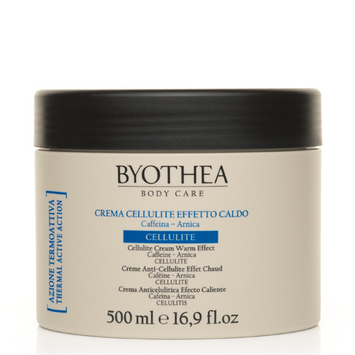 Byotea Warm Effect Cellulite Cream selluliittivoide 500 mL