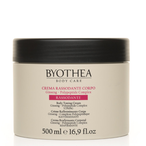 Byotea Body Toning Cream kiinteyttävä voide  500 mL