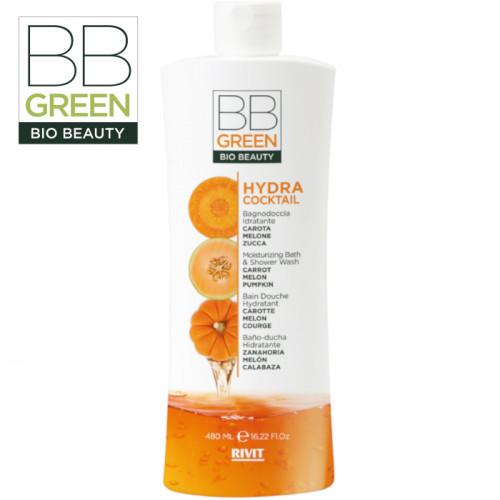 BB Green Bio Beauty Moisturizing Bath & Shower Wash suihkugeeli 480 mL