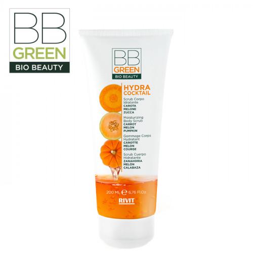 BB Green Bio Beauty Moisturizing Body Scrub vartalokuorinta 200 mL