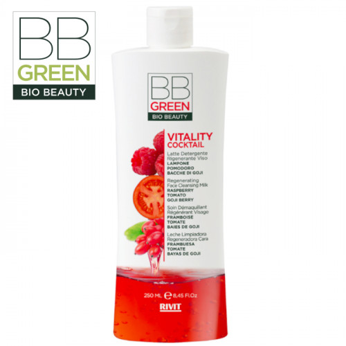 BB Green Bio Beauty Regenerating Face Cleansing Milk puhdistusmaito 250 mL
