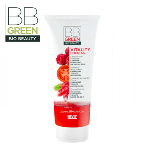 BB Green Bio Beauty Slimming Body Cream hoikentava vartalovoide 200 mL