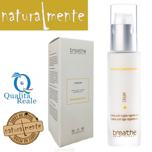 Naturalmente Breathe Age Correcting Regenerating Cream kasvovoide 50 mL