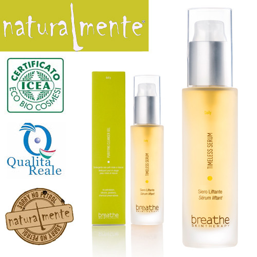 Naturalmente Breathe Timeless Anti-Age seerumi 50 mL