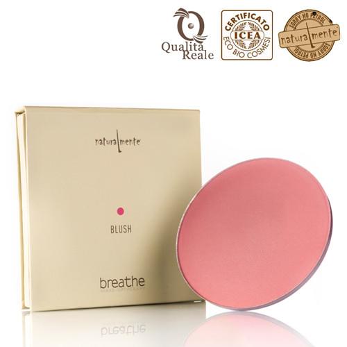 Naturalmente Breathe Blush Poskipuna Sävy 1 Pink Quartz 9 g