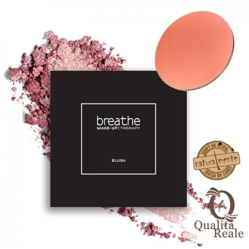 Naturalmente Breathe Make-Up Therapy Blush Poskipuna #02 Sunflower 9 g