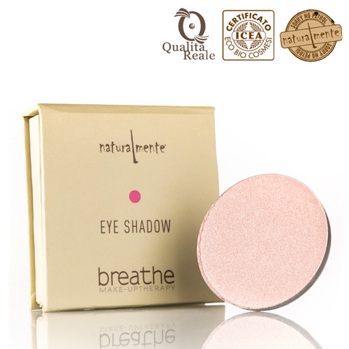 Naturalmente Breathe Eye Shadow Luomiväri Sävy 1 Ivory 2,5 g