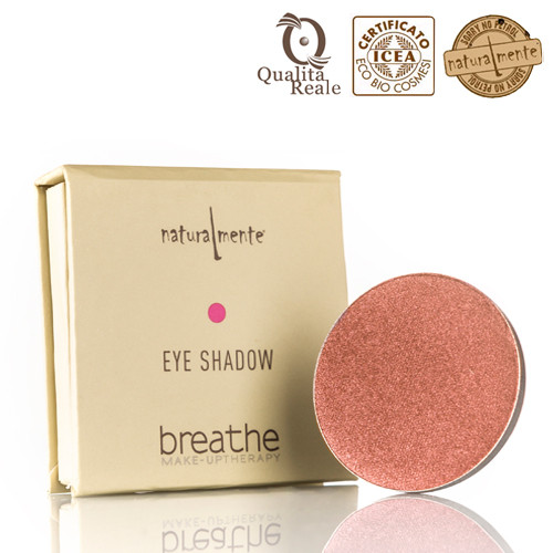 Naturalmente Breathe Eye Shadow Luomiväri Sävy 4 Pottery Pearl 2,5 g