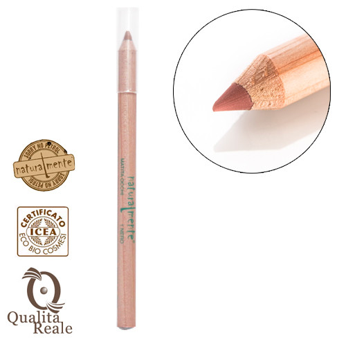 Naturalmente Breathe Lip Pencil Huultenrajauskynä Sävy 3 Rosa Carne