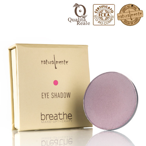 Naturalmente Breathe Eye Shadow Luomiväri Sävy 5 Pink Matt 2,5 g