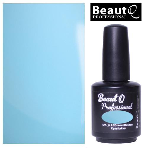 BeautQ Professional Pastelli Sininen Longlife geelilakka 12 mL