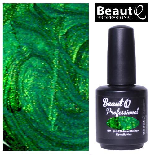BeautQ Professional Smaragdi geelilakka 12 mL