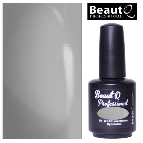 BeautQ Professional Harmaa Longlife geelilakka 12 mL